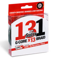 Sufix 131 G-CORE x13 Braid (150yds)