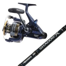 COMBO - Shimano Shadow X 702SP510 + Thunnus Ci4 4000