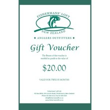 Fishermans' Loft - Gift Voucher - 20.00nzd