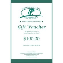 Fishermans' Loft - Gift Voucher - 100.00nzd