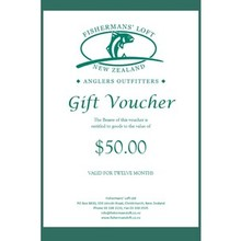 Fishermans' Loft - Gift Voucher - 50.00nzd