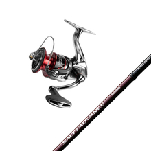 COMBO - Shimano Salty Advanced 19SAEG83ML + Stradic Ci4 1000